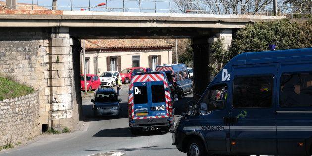 À Trèbes, Arnaud Beltrame, le gendarme héroïque qui a échangé sa place contre celle d'un