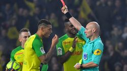Suspendu 6 mois ferme, le tacleur Tony Chapon n'arbitrera plus en Ligue