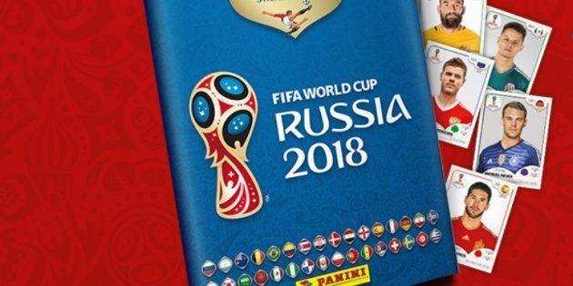Les Panini de la Coupe du Monde 2018 en kiosque en France dès ce samedi 24