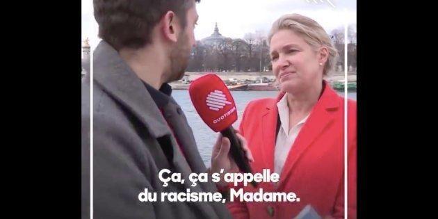 Emmanuelle Gave ne figurera pas sur la liste de Nicolas Dupont-Aignan après cette séquence