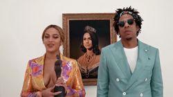 Aux Brit Awards, Beyoncé et Jay-Z