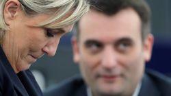 L'attentat de Trèbes a réussi à réconcilier Marine Le Pen et Florian