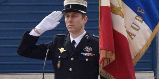 Arnaud Beltrame est mort: de la sécurité de l'Élysée à l'Irak, le parcours