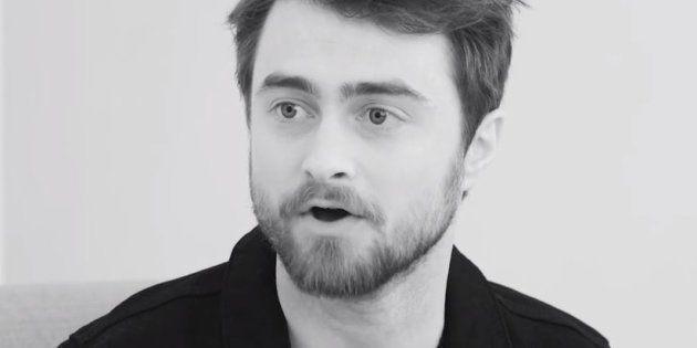 Daniel Radcliffe s'en est tiré grâce à sa propre volonté et l'aide de ses