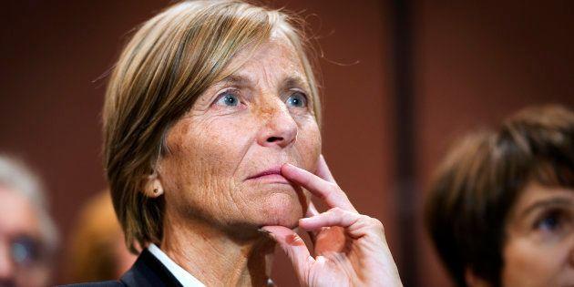 Mise en cause pendant sa campagne, la ministre Marielle de Sarnez joue sa place au