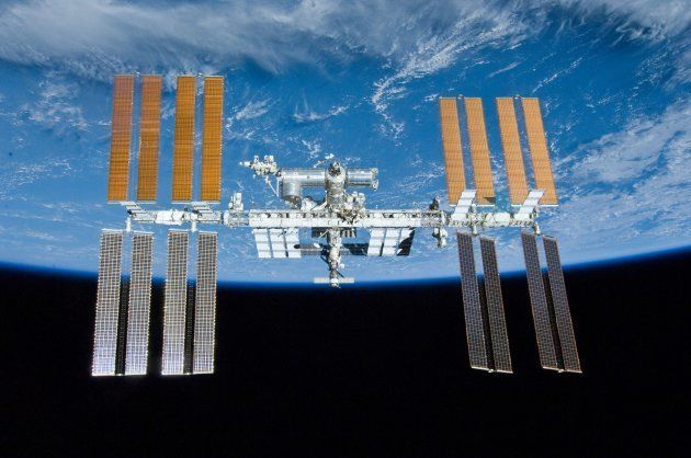 La Station spatiale internationale, bientôt visitée par des touristes