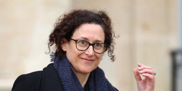 Emmanuelle Wargon à l'Élysée le 9 janvier