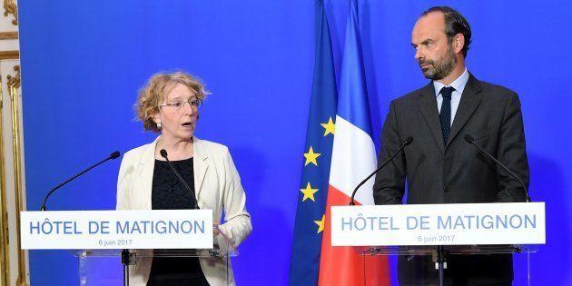 Edouard Philippe et Muriel Pénicaud ont présenté leur programme de travail pour réformer le code du