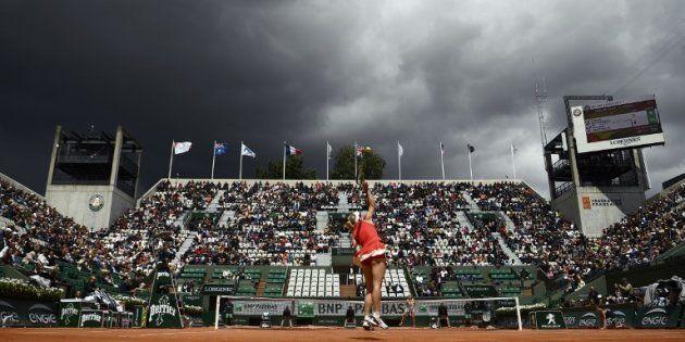 Roland Garros se fait troller par l'Open de Madrid après avoir été perturbé par la