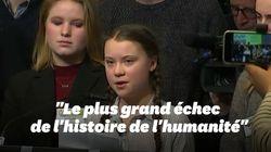 Pour la planète, cette activiste de 16 ans lance un appel choc à l'Union