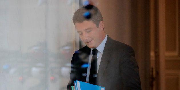 Le porte-parole du gouvernement Benjamin Griveaux est annoncé sur le départ pour se concentrer sur les...