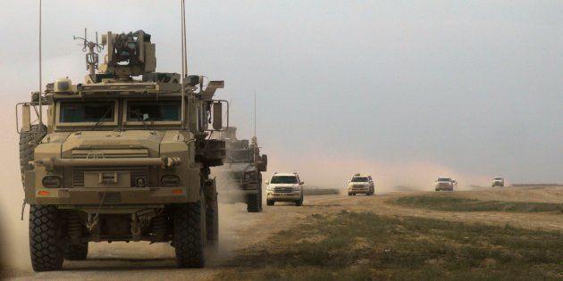 200 soldats américains resteront en Syrie après le retrait des