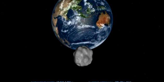 La Terre a de plus en plus de risques d'être touchée par un