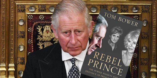 """Les 8 allégations explosives de """"Rebel Prince"""", un nouveau livre sur le Prince"""