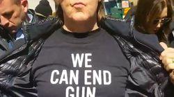 Paul McCartney a rejoint la marche contre les armes à feu en mémoire de John