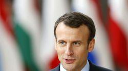Macron reçoit un prix québécois parodique pour ses propos sur la