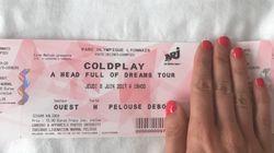 Pourquoi je n'irai pas voir Coldplay ce