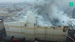 En Sibérie, cet incendie a duré plus de six heures et fait plus de 60