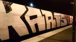 Un TGV annulé pour un tag