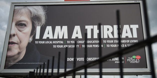 Législatives en Grande-Bretagne: comment les attentats pourraient nuire à la victoire que Theresa May...