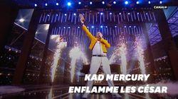 Aux César, l'hommage musical de Kad Merad à