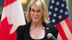 Trump nomme une nouvelle remplaçante à Haley au poste d'ambassadrice à