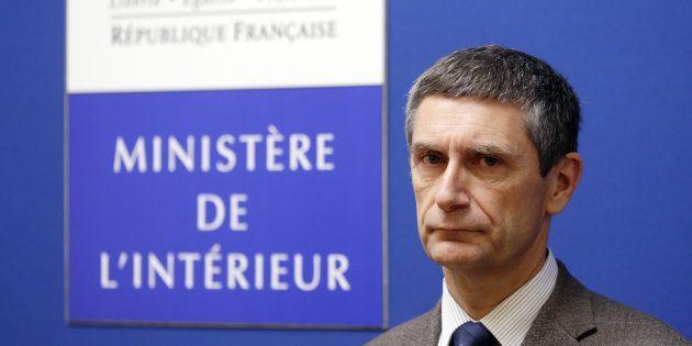 Frédéric Péchenard, ancien directeur général de la police nationale, et aujourd'hui vice-président LR...