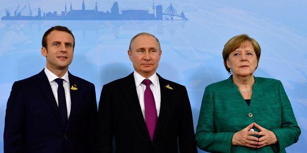 Affaire Skripal: La France, les États-Unis et une vingtaine de pays européens expulsent des dizaines...