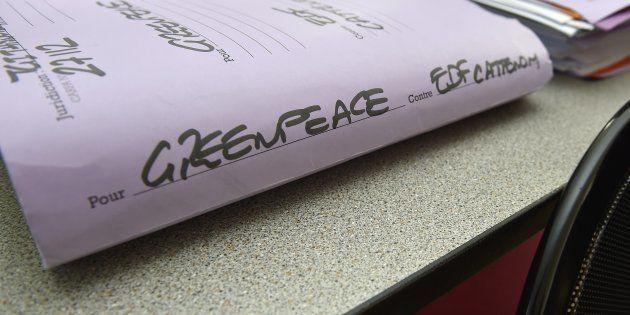 Greenpeace porte plainte contre la députée LREM Perrine