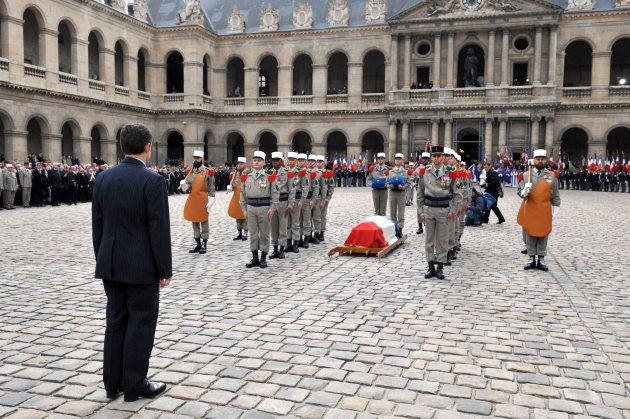 Arnaud Beltrame: obsèques nationales ou hommage national? Ce qui les différencie, qui y a eu