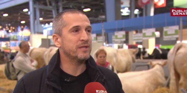 Salon de l'Agriculture: Guillaume Canet tire la sonnette d'alarme sur le suicide des