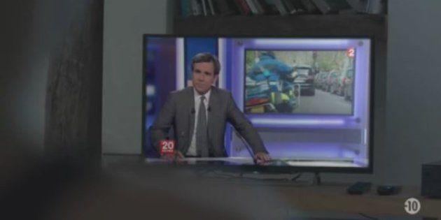 David Pujadas ne présentera plus le 20 heures de France 2: ces scènes de cinéma où il jouait son propre