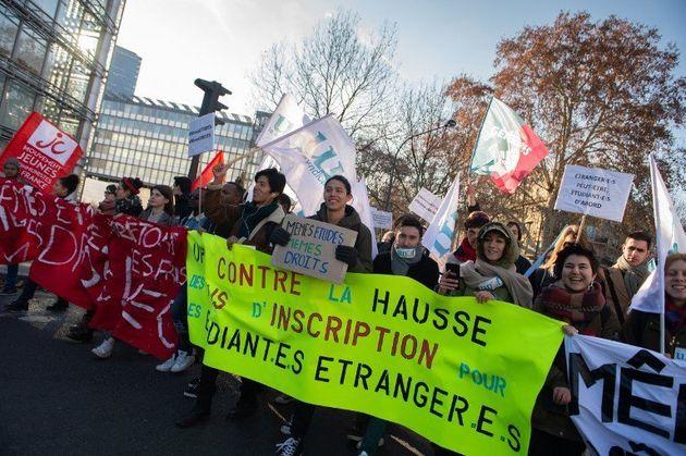 L'université de Lille va rembourser aux étudiants étrangers une partie des frais...