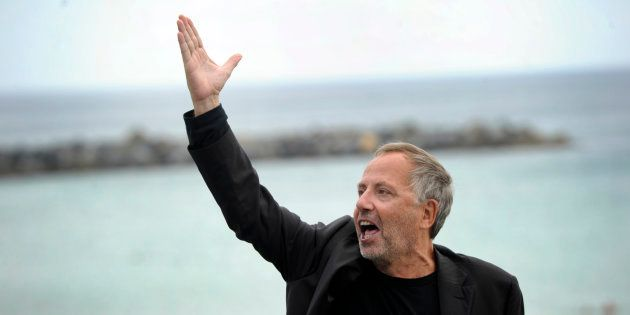 Fabrice Luchini déclare son amour à Jean-Jacques Bourdin en direct sur