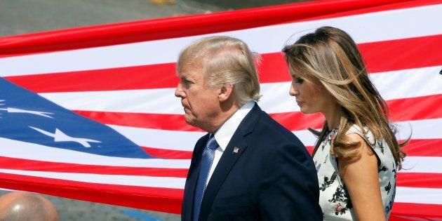 À défaut de 14-Juillet, Donald Trump aura