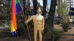Kevin Hart ne va pas apprécier cette statue de lui devant le théâtre des