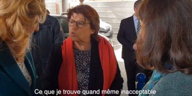 Agnès Buzyn et Nicole Belloubet à Lille, Martine Aubry n'a pas du tout apprécié de ne pas être avertie...