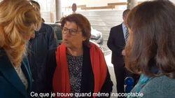 Aubry n'a pas du tout apprécié la visite surprise de Buzyn et Belloubet à Lille. Et leur dit