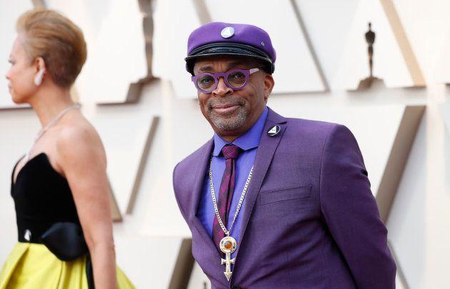 Aux Oscars 2019, Spike Lee rend hommage à Prince sur le tapis