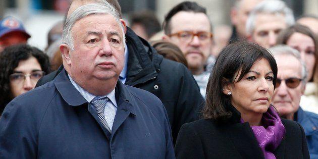Meurtre de Mireille Knoll: de nombreux dirigeants politiques attendus à la marche blanche, le FN et les...