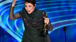Aux Oscars, Olivia Colman salue Glenn Glose, éternelle