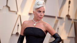 Pour les Oscars, Lady Gaga portait le diamant d'Audrey