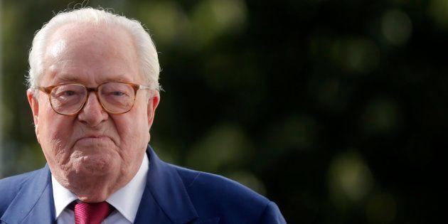 Jean-Marie Le Pen définitivement condamné pour avoir qualifié les chambres à gaz