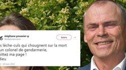 L'ex-candidat Insoumis qui s'était félicité de la mort d'Arnaud Beltrame condamné à un an de prison avec