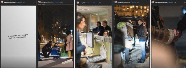La photographe officielle de l'Elysée, Soazig de la Moissonnière, a publié sur Instagram une série de...