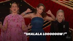 Après leur show aux Oscars, tout le monde veut voir ce trio animer la cérémonie de