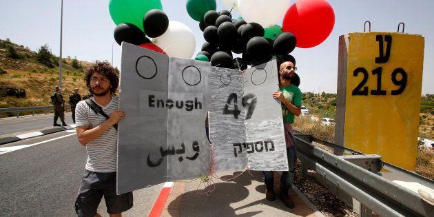 Deux objectifs que doit se fixer Macron pour relancer la paix entre Israël et