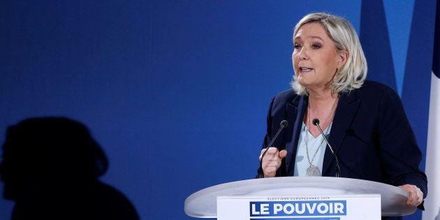Marine Le Pen a été accusée