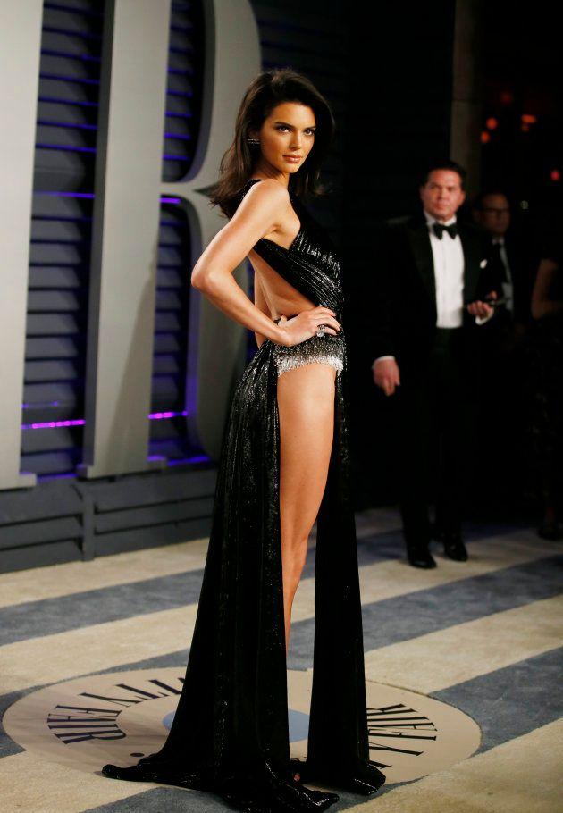 91st Academy Awards - Vanity Fair - Beverly Hills, California, U.S., February 24, 2019 - Kendall Jenner....