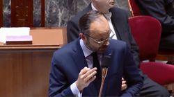 Philippe recadre sèchement Wauquiez et Le Pen en fustigeant leur